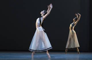 'Corybantic Games', part of Royal Ballet's 2020 Spring triple bill