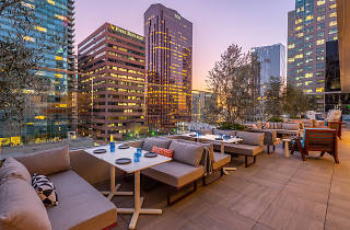 The Rooftop at the Wayfarer Downtown L.A.