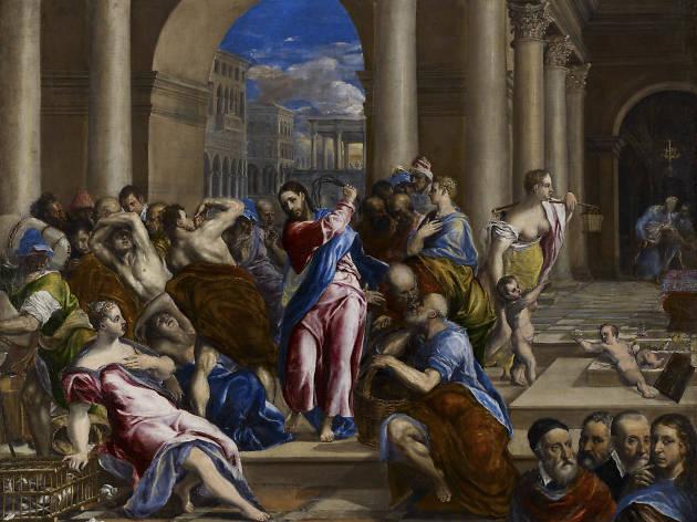 """El Greco: Ambition and Defiance"""