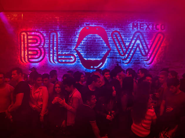 Blow Bar (Foto: Alejandra Carbajal)