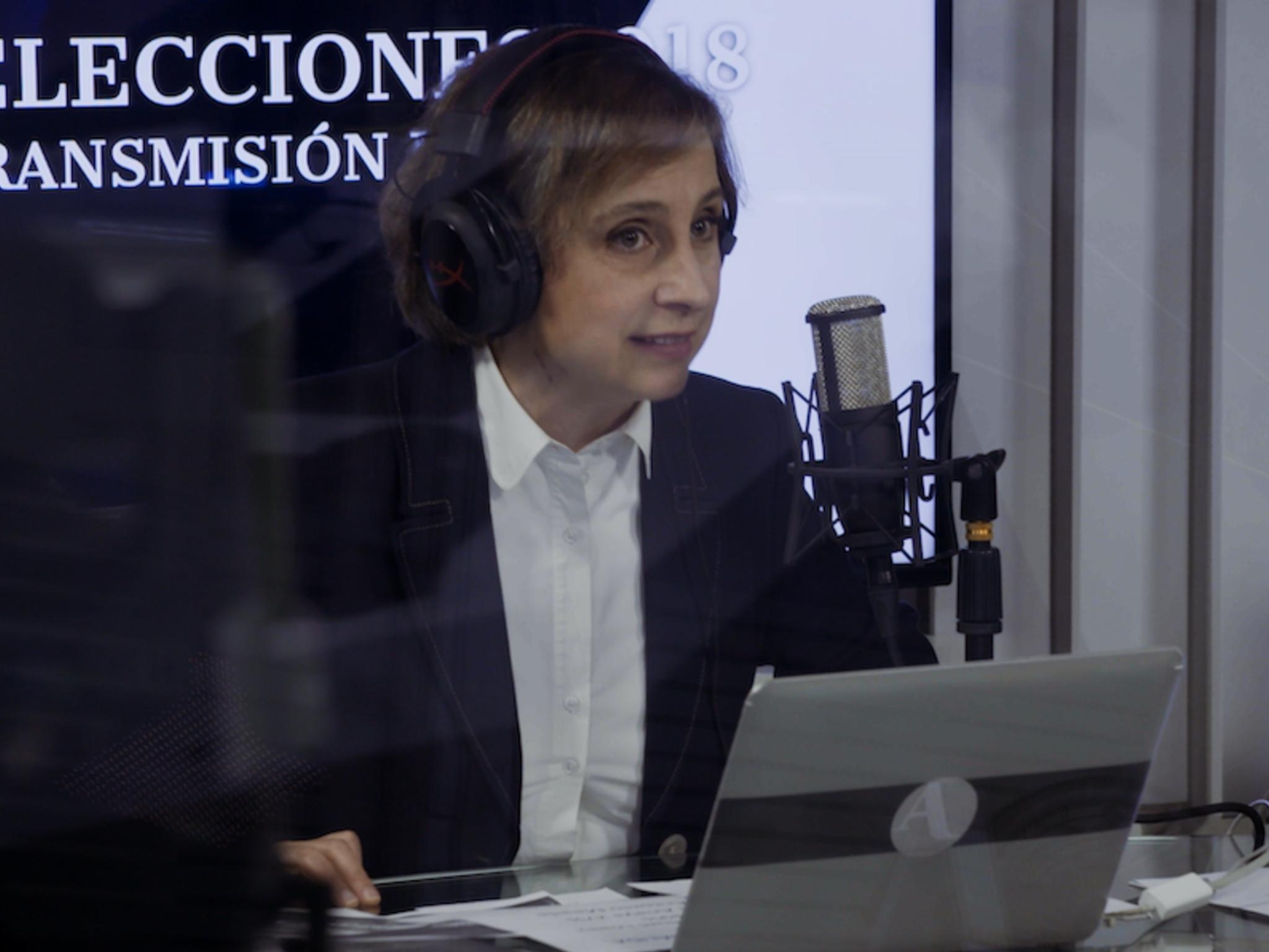 Ambulante presenta Radio Silencio