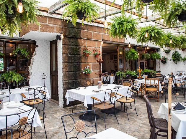 11 cafeterías con terraza en la CDMX