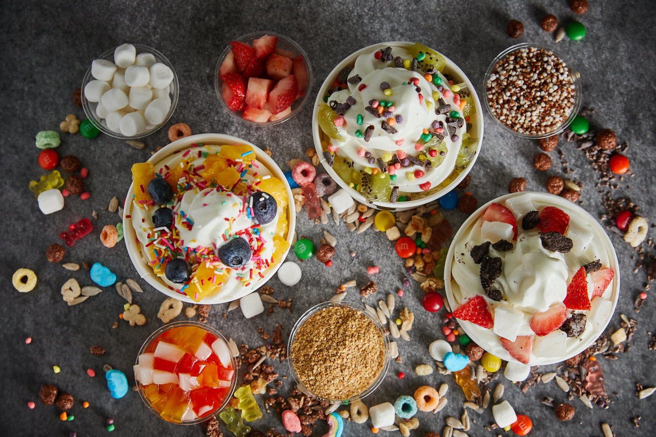 Where to find the most tempting healthy desserts in Hong Kong