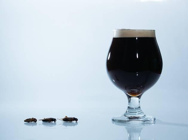 ゲテモノなんて言わせない! 世界初「コオロギビール」の先行販売