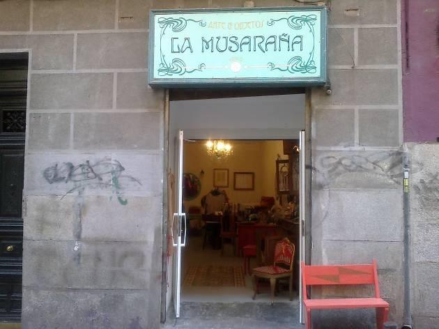 La Musaraña Vintage