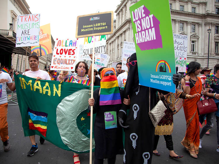 Muslim Pride (postponed)