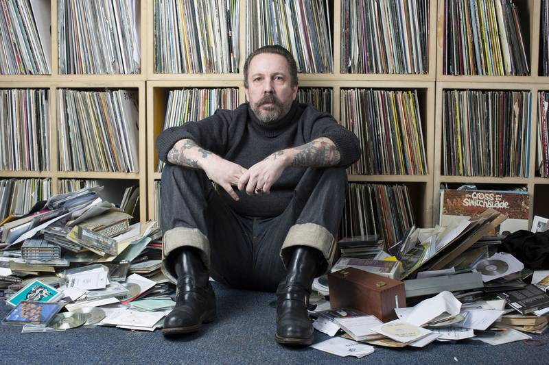 RIP Andrew Weatherall – a genuine Time Out legend