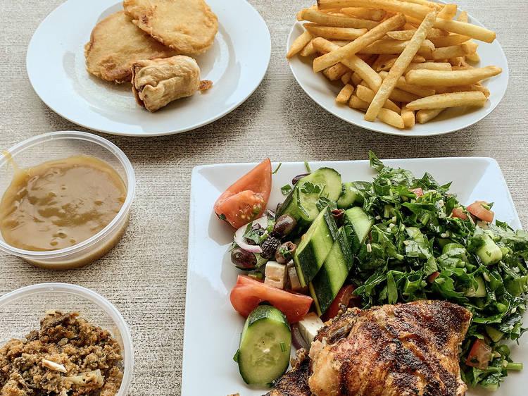 Preston Chicken Shack