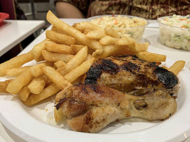 Sunshine Charcoal Chicken
