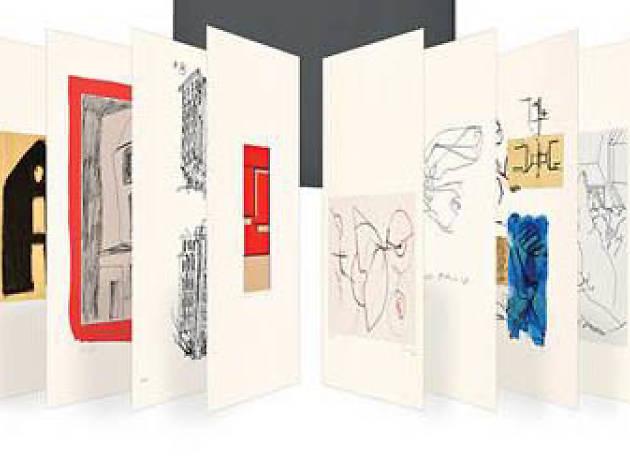 12 Serigrafias de Arquitetos
