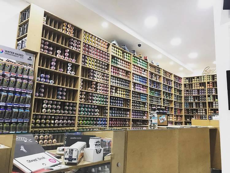 Dedicated Store