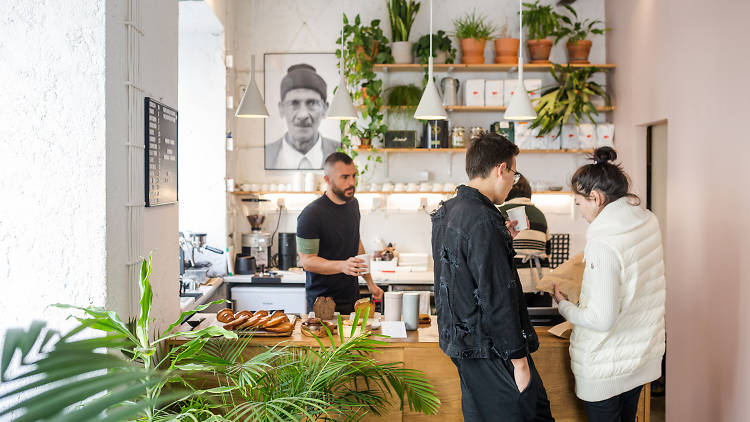Restaurante, Hello Kristof