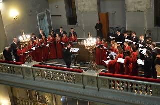 Akademski zbor Bazilike Srca Isusova u Zagrebu ''Palma''