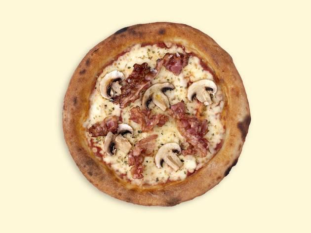 Pizza Orgázmika