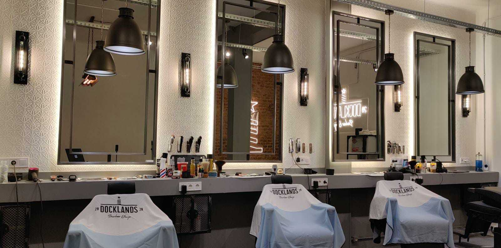 Docklands Barber Shop