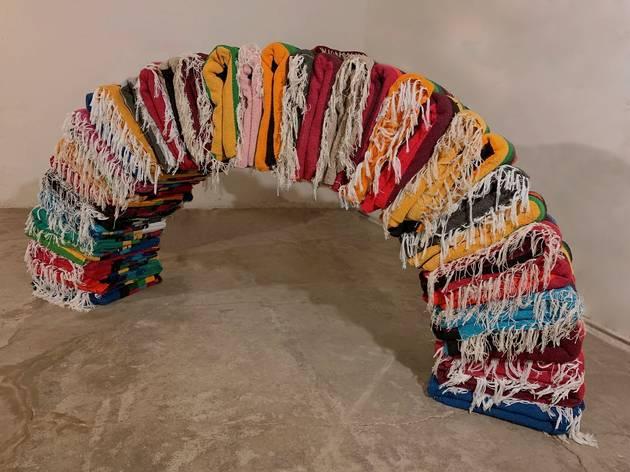 Arte: Con aire popular, arte mexicano contemporáneo