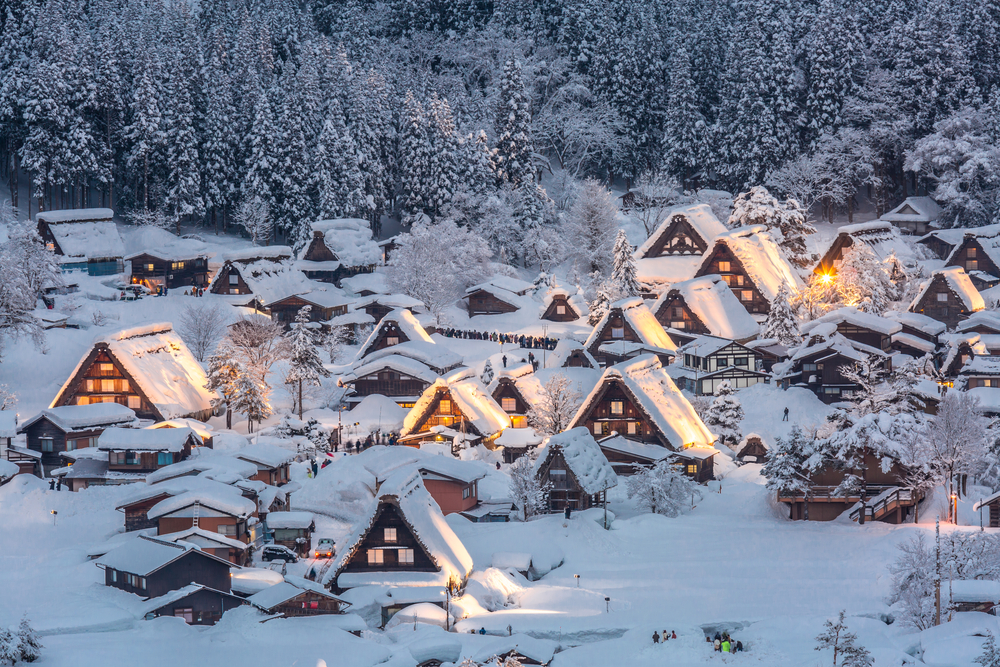 The 13 most Instagrammed villages in the world