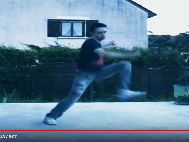 Initiation à la danse jumpstyle