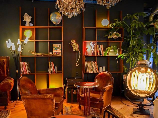 Griffon Bars A Le Marais Paris