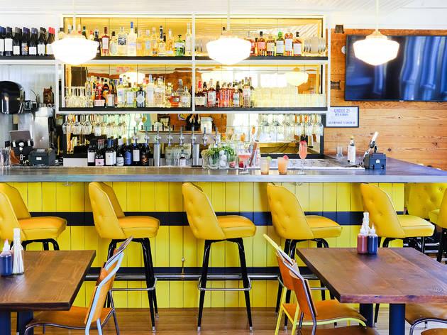 Bar Peached Austin