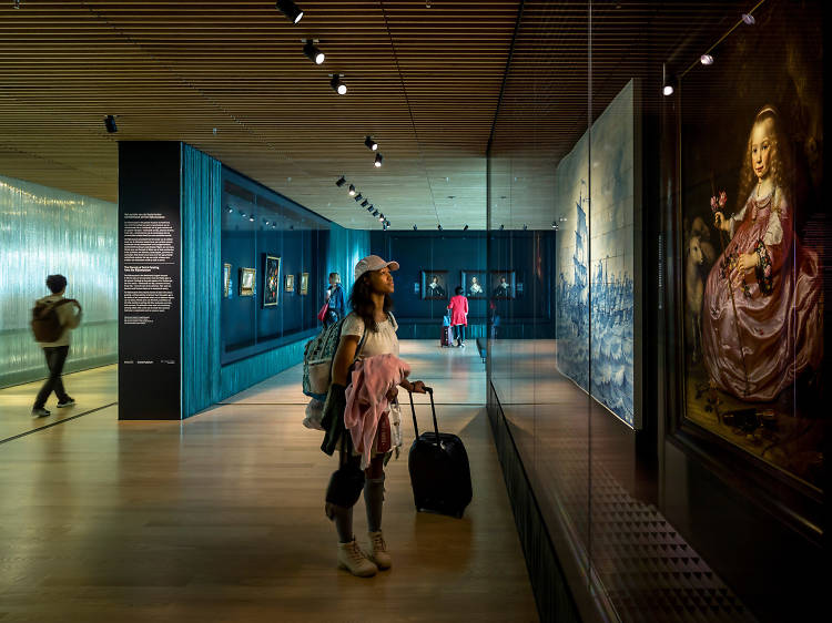 See Dutch masters in Amsterdam