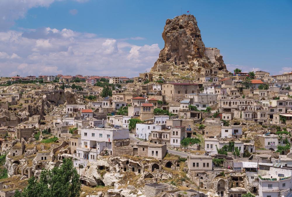 Ortahisar, Turkey
