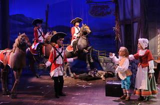 Treasure Island New Victory Theater
