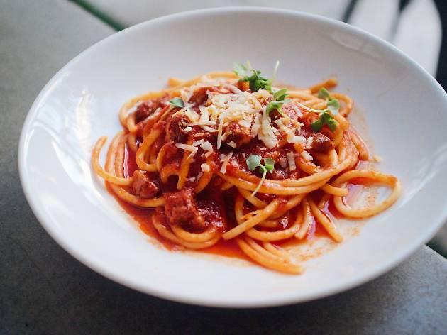 Birba Palm Springs Italian Food