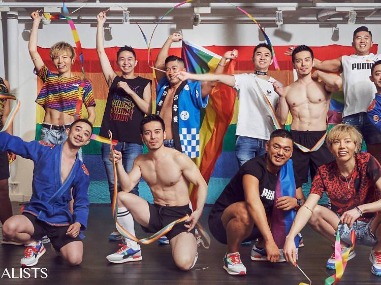 Meet the Mr Gay Japan 2020 finalists
