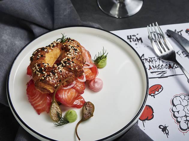 Sofitel Melbourne Graffiti Your Lunch