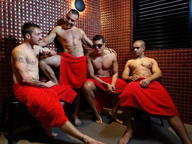 Sydney Sauna