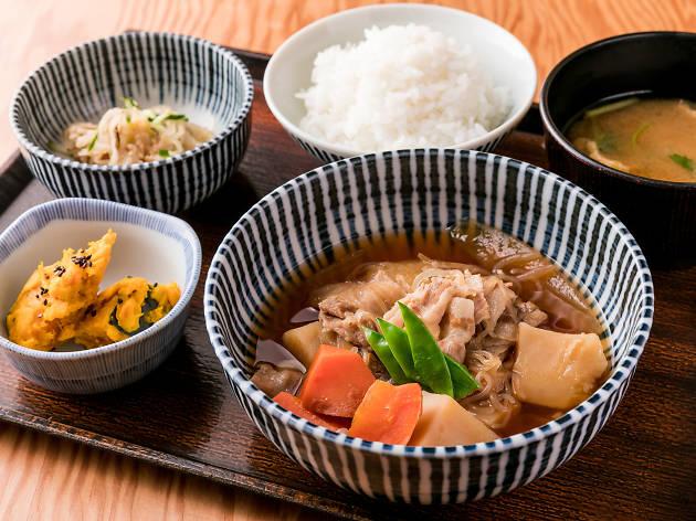 Donabedaki Gohan Nakayoshi Hanare Shibuya Stream