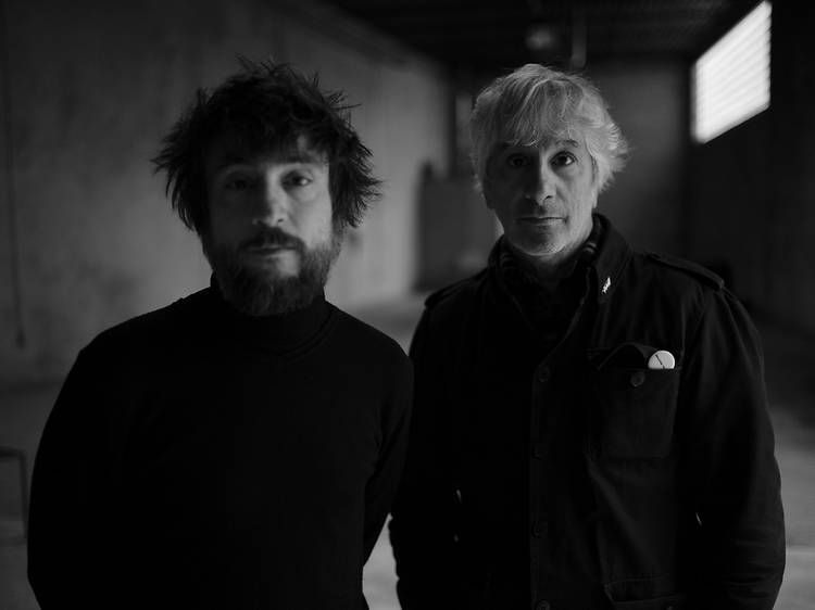 Lee Ranaldo from SONIC YOUTH & Raül Refree