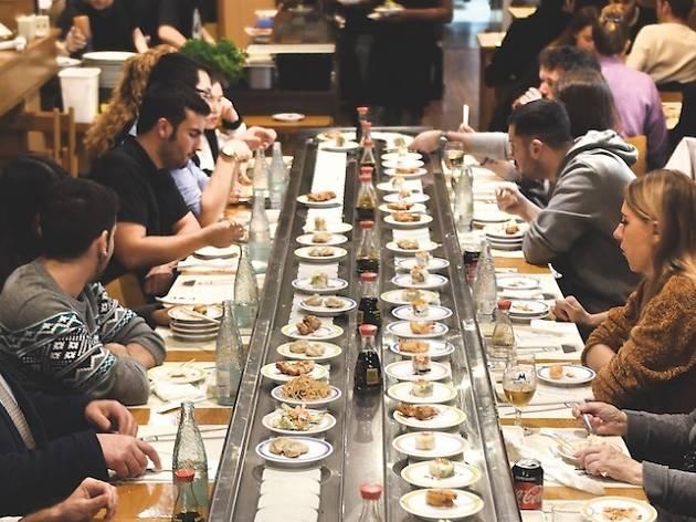 Restaurant japonés Toyo