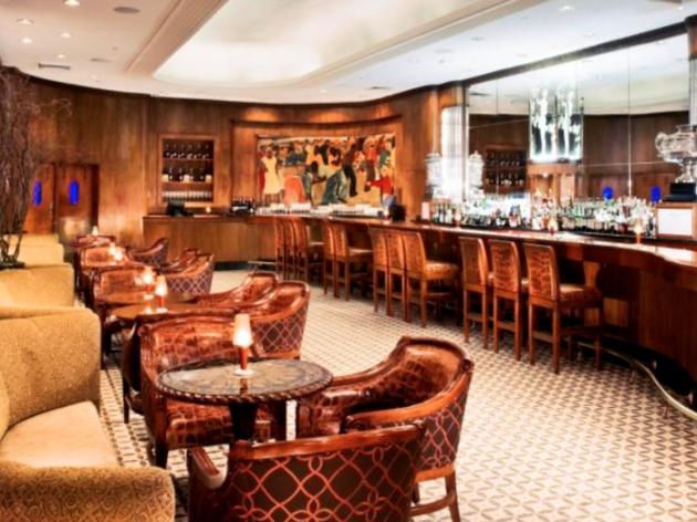 Sazerac Bar Roosevelt Hotel