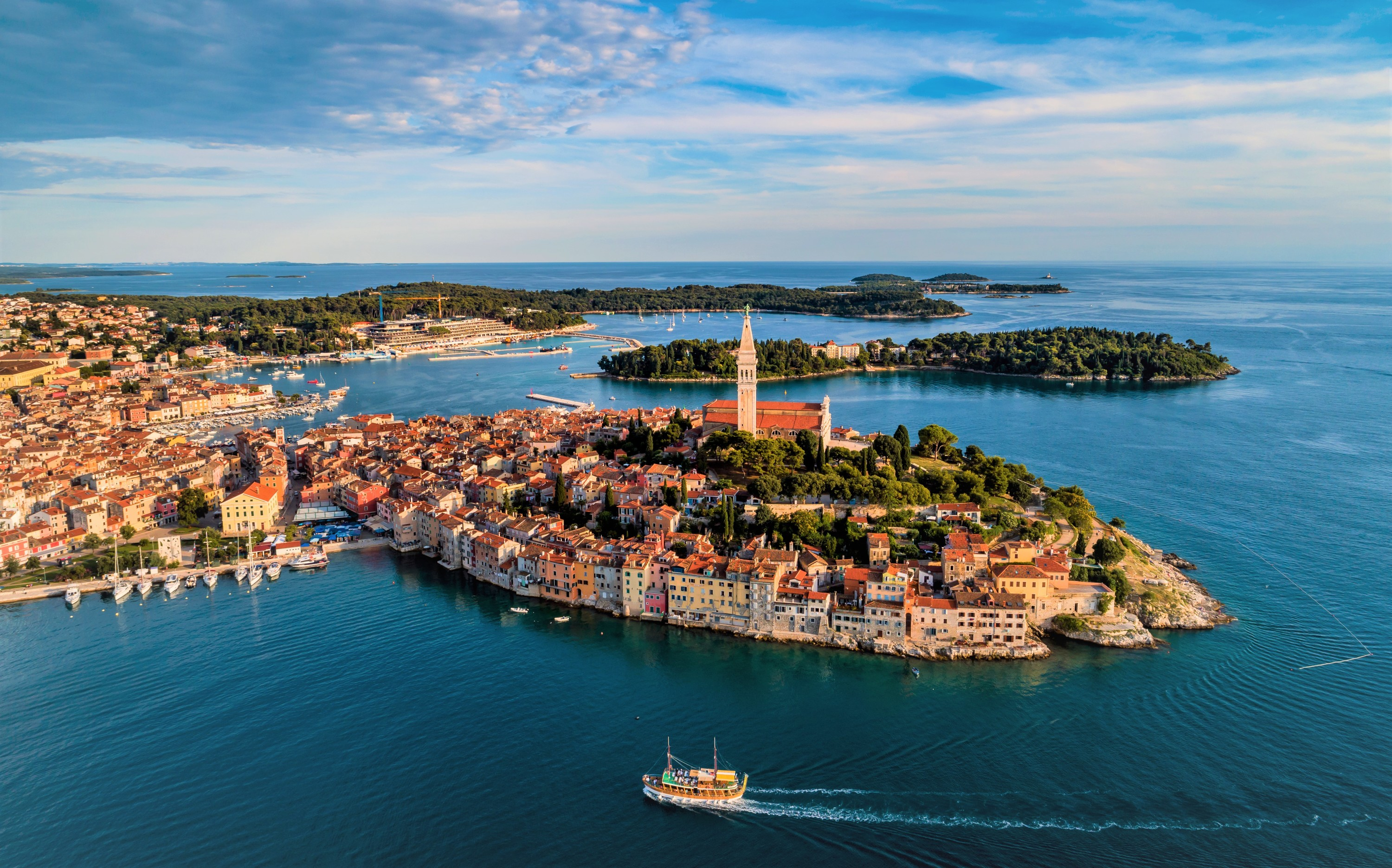The grand slam of holidays in Istria