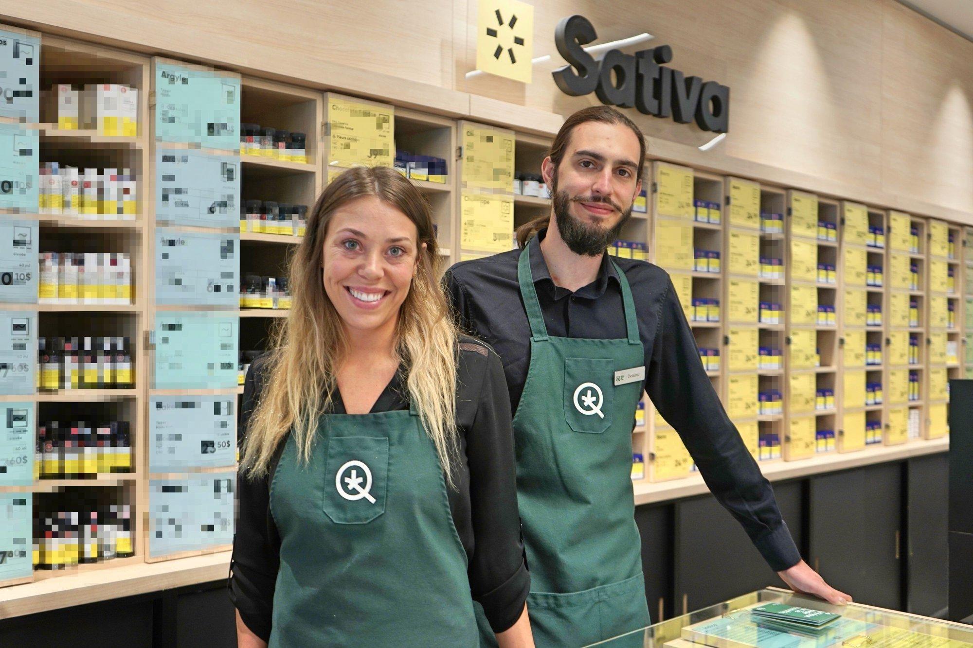 Les dispensaires de la SQDC Montréal où acheter du cannabis
