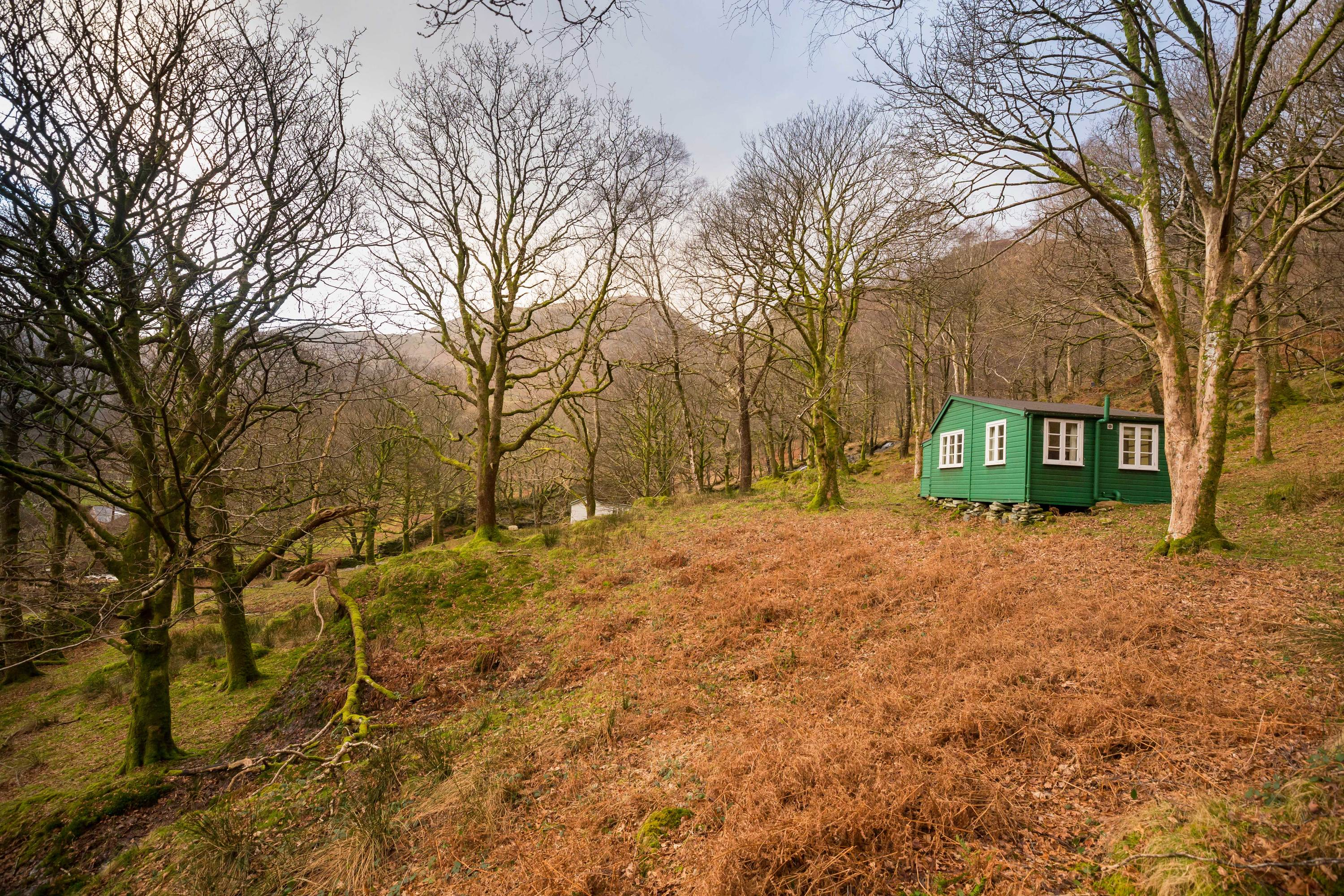 The Chalet At Tan Yr Ogof, Wales,