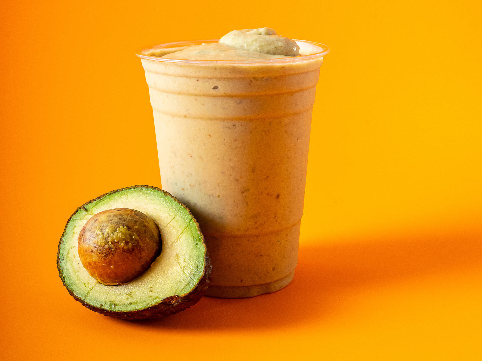 Avocado Shake October