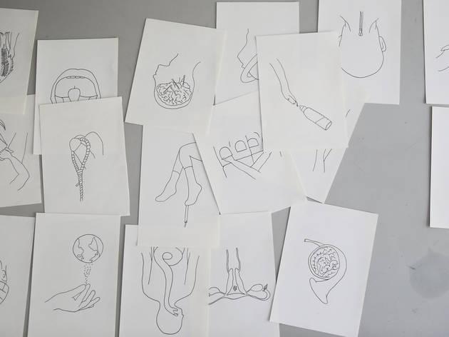 Jovenes artistas en la cdmx, alan sierra, artista