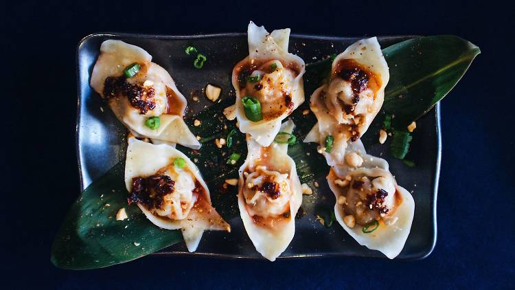 Roly China Fusion Palm Springs dim sum Chinese restaurant