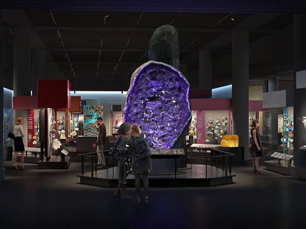 AMNH opening a new hall this fall
