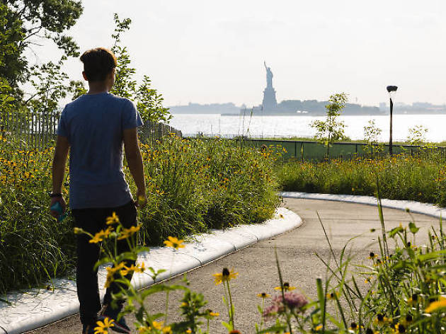 Governors Island officially has an opening date for summer!