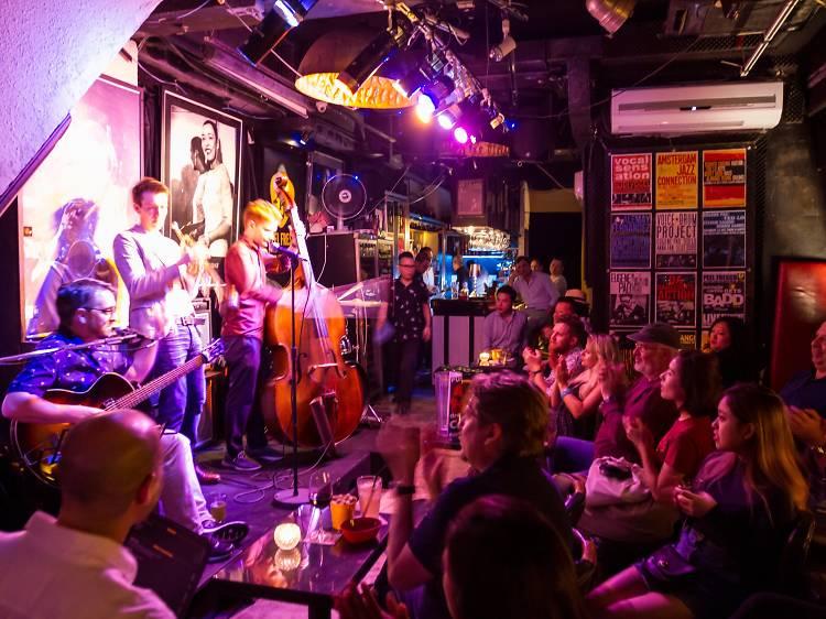 Peel Fresco Music Lounge