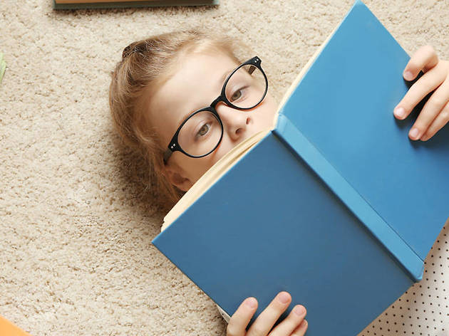 Book clubs for kids in NYC