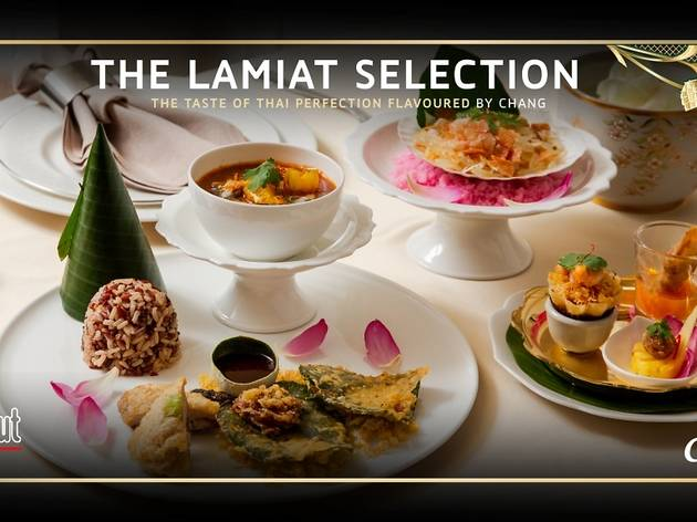 Time Out Tables: The Lamiat Selection by Chang