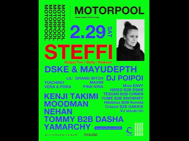 MOTORPOOL feat. Steffi