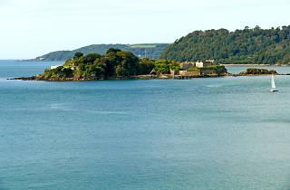 Drake's Island, Plymouth