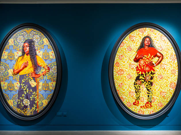 Kehinde Wiley: The Yellow Wallpaper review