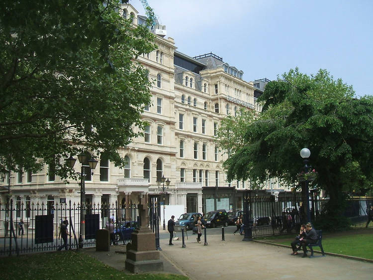 Wine and dine at the refurbished Grand Hotel
